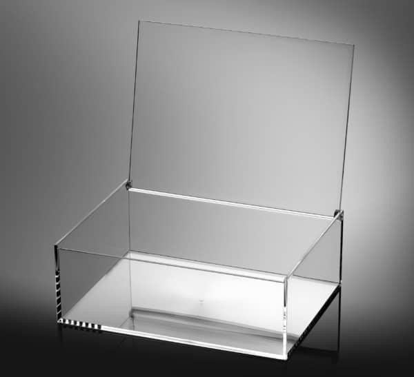 Coffret en plexi - Gamme Cristal