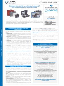 Télécharger le guide d'achat de Eplasticase