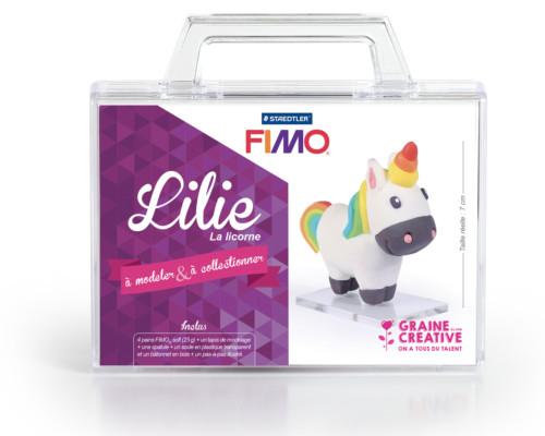 ZG3012 Fimo Lilie