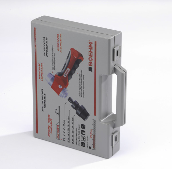 Mallette marquage numérique de caisse à outils