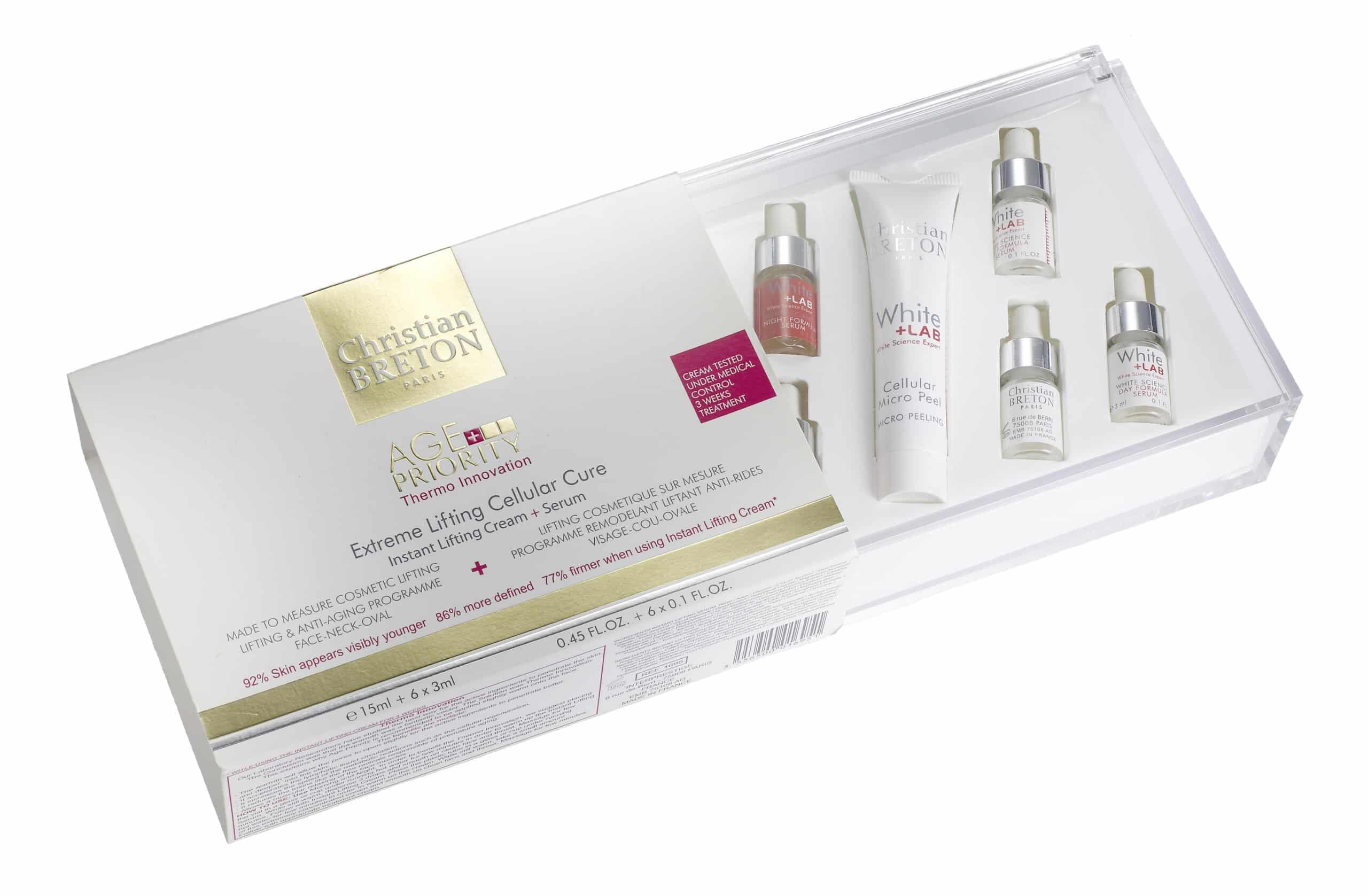 Packaging pour produits de beauté et santé