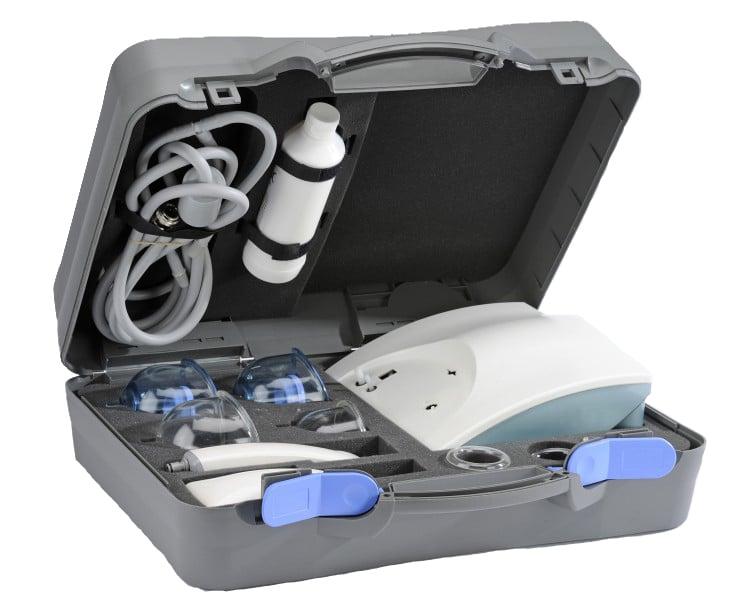 Malettes pour équipement pour le domaine médicale