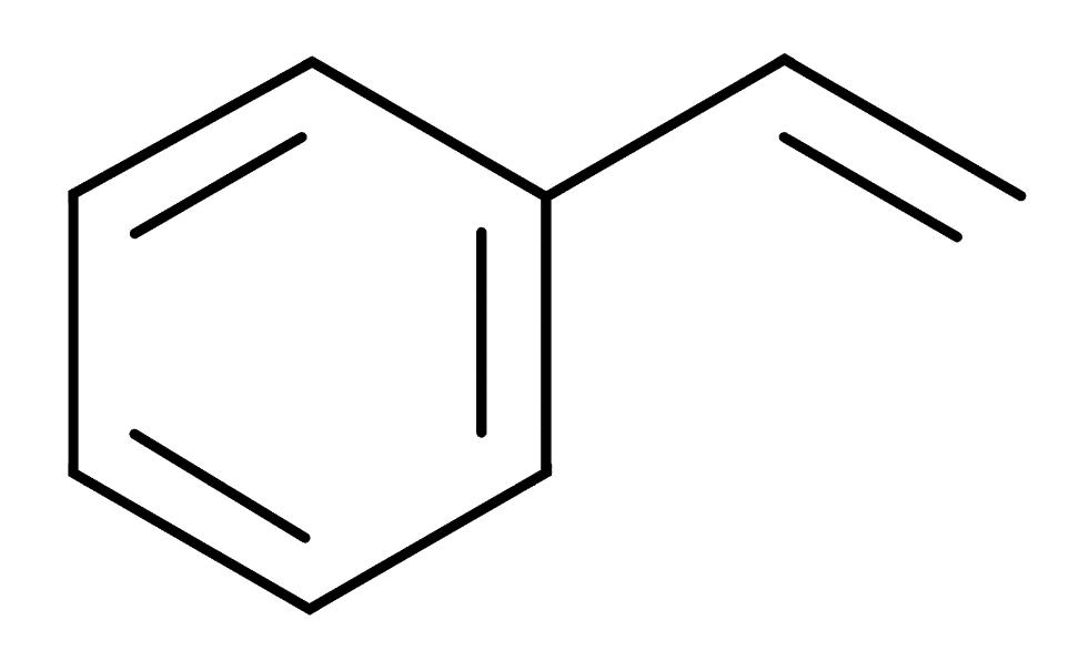 PS-SAN-ABS polymères-styrène